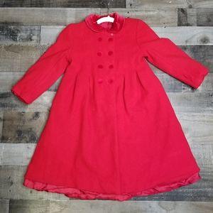 Isabel Garreton New York Girls Wool Coat